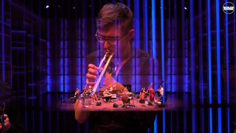 Terry Riley s t a r g a z e 'In C' Boiler Room Amsterdam Live Performance