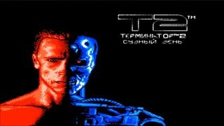 Полное прохождение (((Dendy))) Terminator 2: Judgment Day / Терминатор 2: Судный День