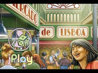 jPlay previews and plays Mercado de Lisboa (3 players)