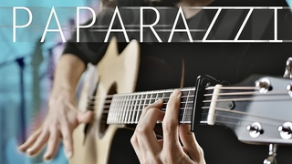 Lady Gaga - Paparazzi⎥Ambient Acoustic Cover