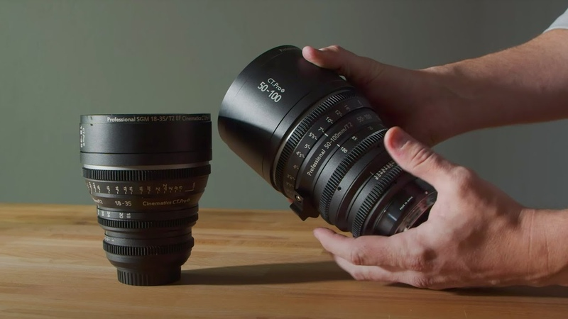REAL Cine Zoom Lenses FOR CHEAP Part 2 Pros and Cons