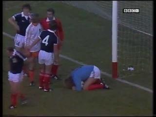 Scotland v Holland WC '78