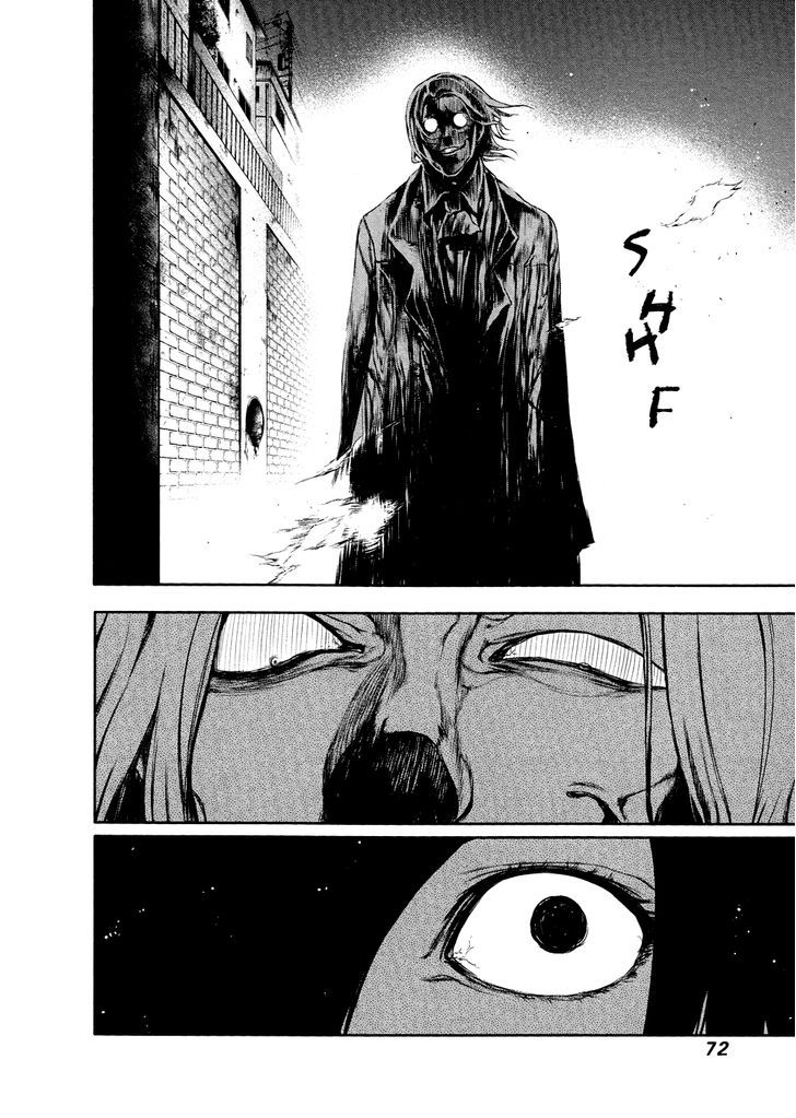 Tokyo Ghoul, Vol.3 Chapter 23 Disappearance, image #16