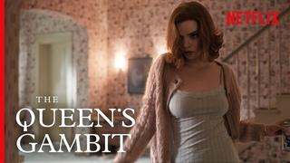Beth's Downward Spiral - The Queen's Gambit - Full Scene | Netflix