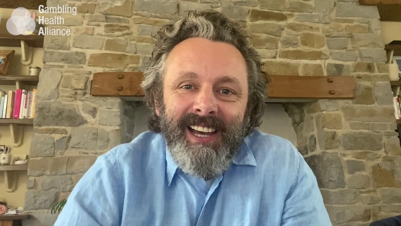 Michael Sheen joins the GHA to call on the government to do more to tackle gambling related harm