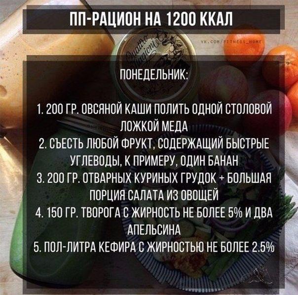 1200 Калорий Скорость Похудения.