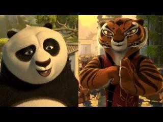 Po & Master Tigress