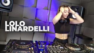 Lolo Linardelli - Radio Intense Barcelona  / Techno Mix