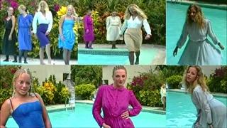 Wetlook Fashion Show in Jamaica (raw footage from UWcam)