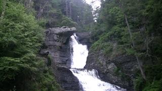 Loud Waterfalls Sound   White Noise to Study, do Yoga