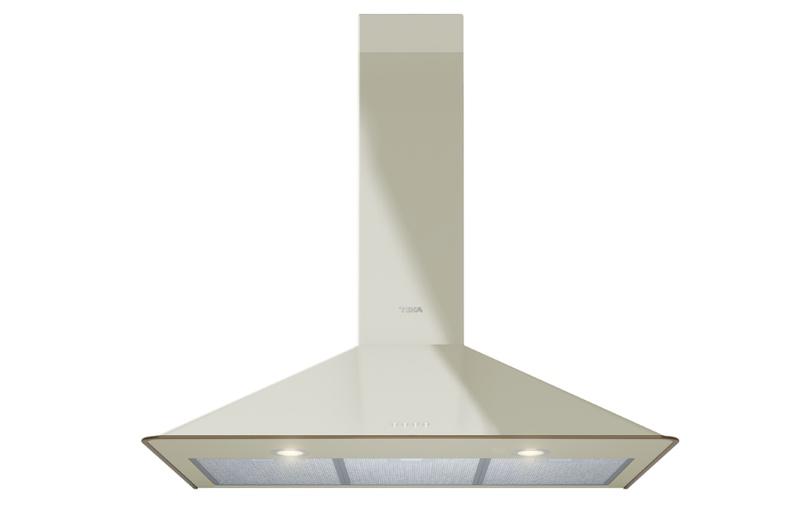 Пристенная пирамидальная вытяжка шириной 90 см DOS 90.1 VN
