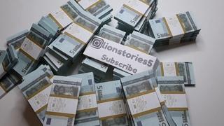 Билет Банка Приколов 5 Евро - Сувенирная Продукция - В Продаже