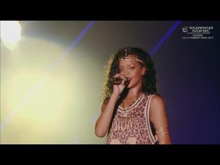 Rihanna Live at Summer Sonic Tokyo 2012