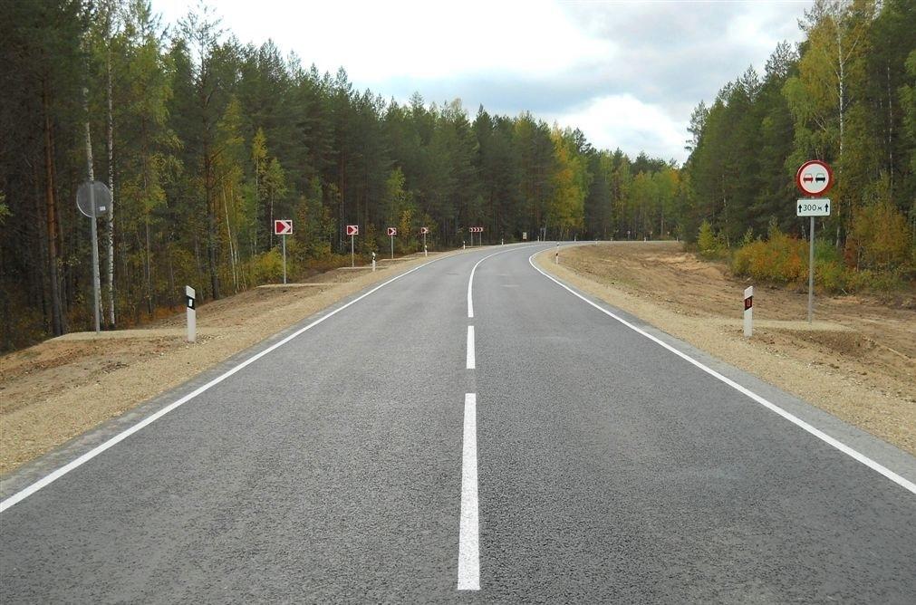 На региональных трассах в Марий Эл установят 1304 дорожных знака