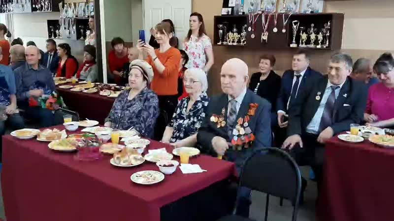 Награждение ветеранов ВОВ памятным медалями. 27.02.20 8 часть