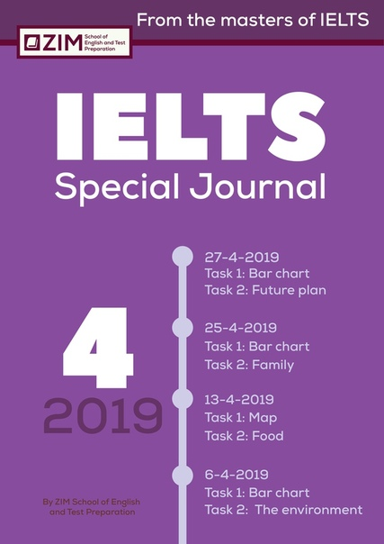 ielts special journal 2019 04