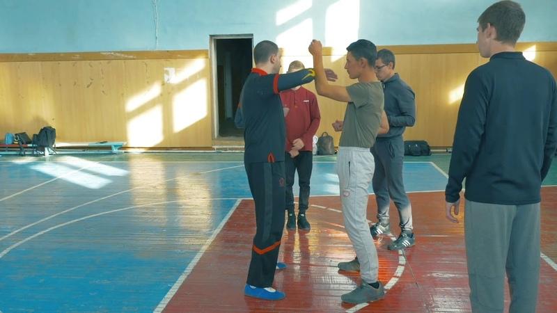 Stikhiya Wing Chun. Вин Чунь - обучение Дан чи сао.