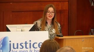 24 May 2019: Elizabeth Hobson's talk at Cambridge University, The History of Feminism