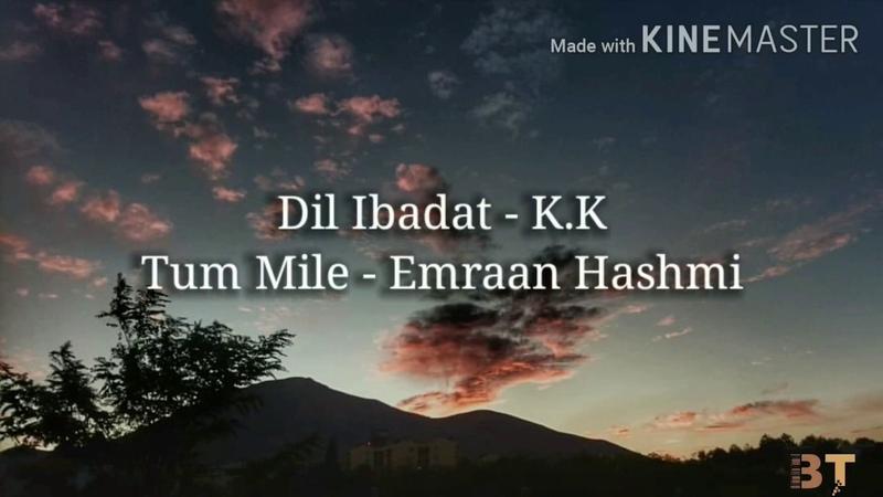 Dil Ibadat Full song (Lyrics) | Tum Mile | K.K | Emraan Hashmi Heart touching song