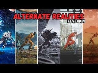 Feverkin - Alternate Realities