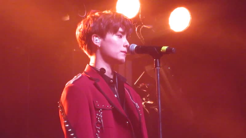 FANCAM | 041219 | A.C.E - 5tar (Jun) @ UC: AREA US in Atlanta Concert