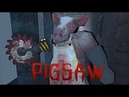 PIGSAW - Pigs Farm Humans in this Grim Survival Horror Game set in a Massive Industrial Abattoir!