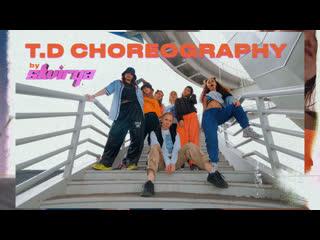 T.D by Lil Yachty & Tierra Whack feat. Asap Rocky   Choreography by Nastya Skvirya
