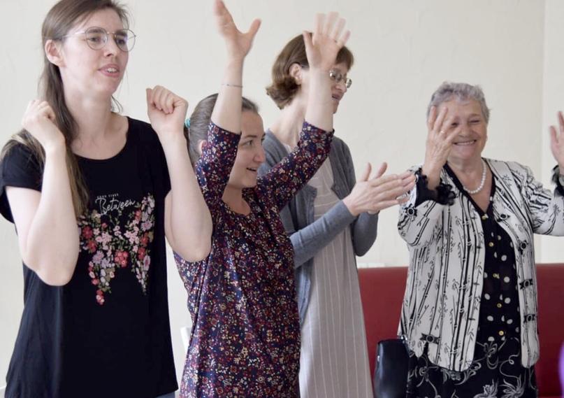 Служение глухим и слабослышащим, изображение №2