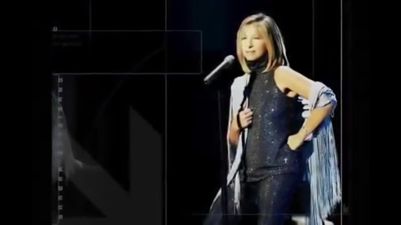 Barbra Streisand Woman In Love Влюбленная женщина