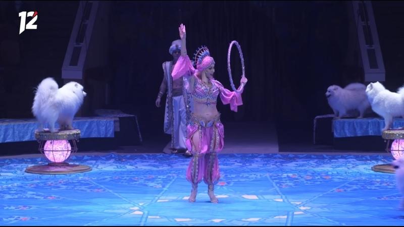 Королевский цирк Гии Эрадзе дал первое представление после почти 11-месячного перерыва