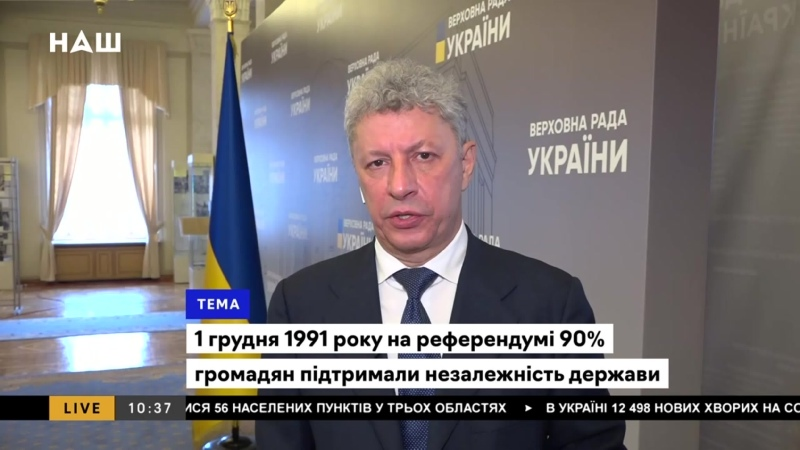 Бойко_ Україна абсолютно залежна від зовнішнього впливу, вона не стала незалежно