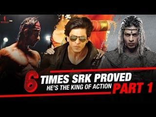 Best of SRK's Action Scenes Part 1