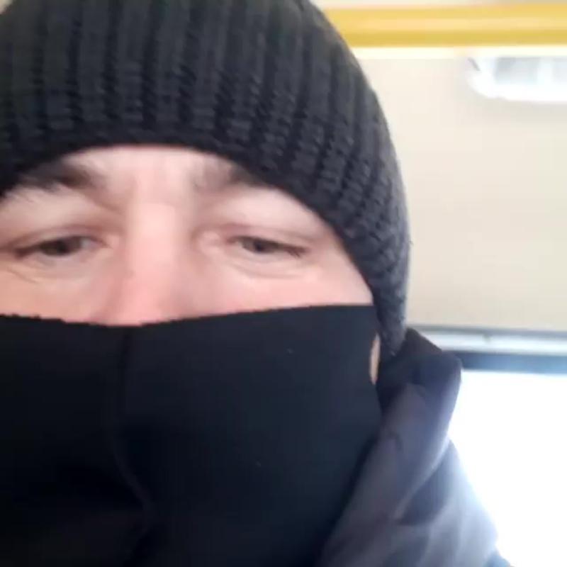 проверка общественного транспорта
