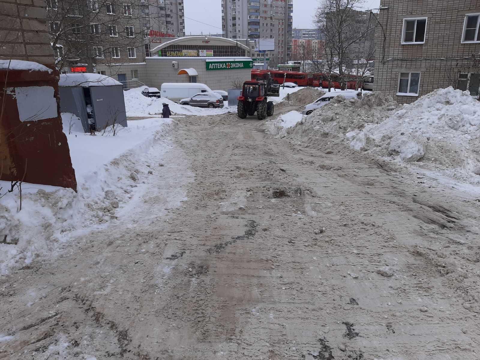 Улица Упита дом 16а механизированная уборка