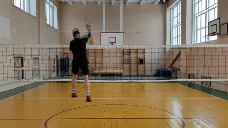 Сон волейболиста