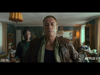 Последний наемник (2021) Дублированный Трейлер   Netflix