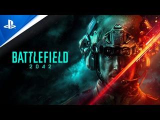 Официальный дебютный трейлер Battlefield 2042 (при участии 2WEI) | PS5, PS4