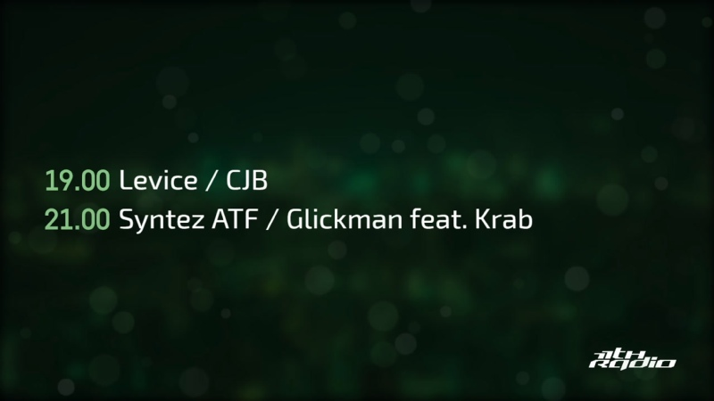Levice and CJB Syntez ATF and Glickman feat Krab what i listen Boom Selecta @ 11th Radio