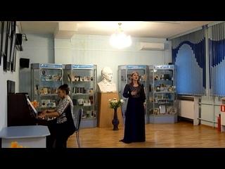 Ольга Белякова. Г. Пёрселл - ария из оперы «Королева фей»