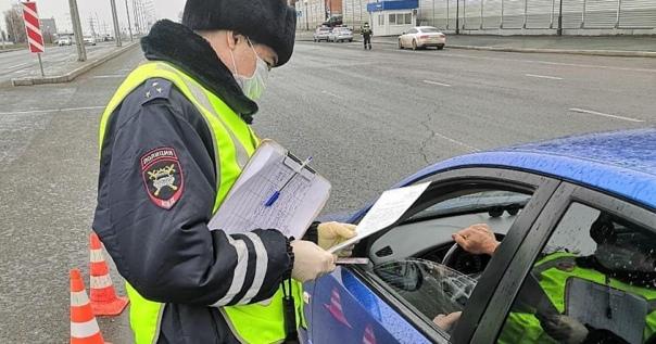 На этой неделе ГИБДД в Югре будет массово проверять водит...