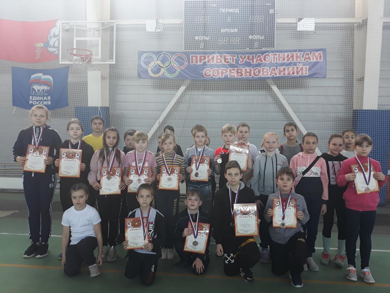 В Петровске наградили победителей спортивных соревнований