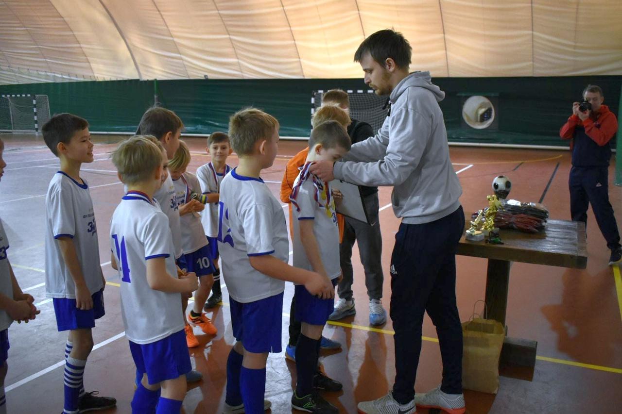 ФК ЗиД - 2011-2012 выиграл первенство города