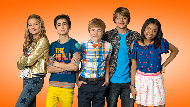 Сериалы, которые были на Nickelodeon, изображение №28