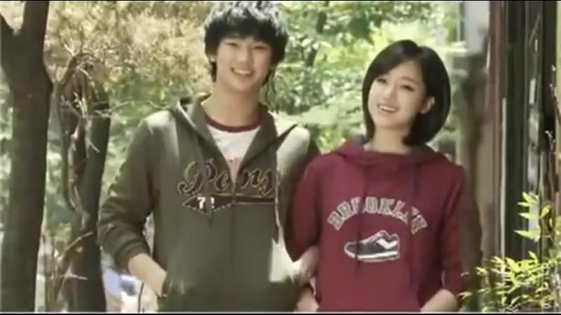 [MAKING] [CF] Kim Soo Hyun Eunjung - SPRIS Fall (2011)