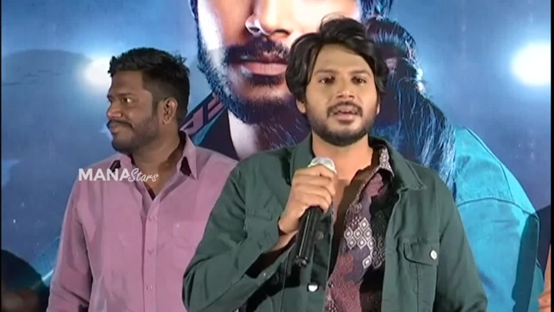 A1 Express Movie Release Press Meet MS Entertainments