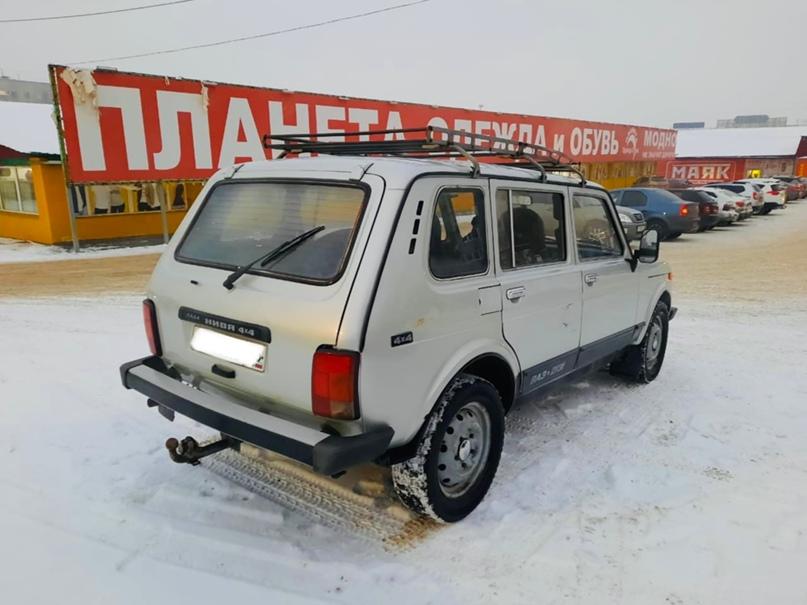Купить ВАЗ 2131 НИВА 2007 года. ПТС ОРИГИНАЛ   Объявления Орска и Новотроицка №12626