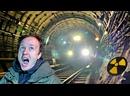 ✅Нашли Ядерный БУНКЕР в МЕТРО ☢☢☢ Как убежать от ПОЕЗДА в ТОННЕЛЕ 🚇🚉 KREOSAN