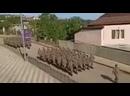 🇦🇿🇹🇷 Во время празднования Дня Победы в городе Шуша азербайджанская армия провела военный марш под гимн «Mehter Marshı».