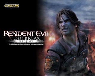 Resident Evil Outbreak File # 2