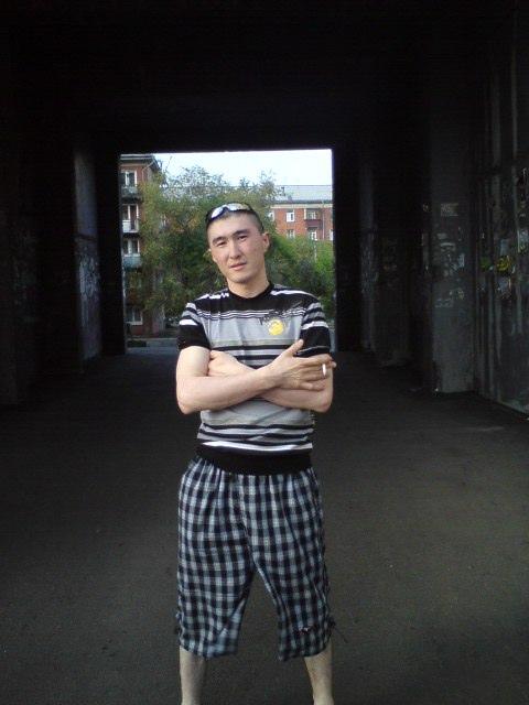 Борис, 37, Irkutsk
